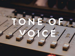 Why a unique tone of voice is important in financial services
