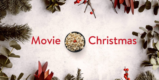 Christmas film content marketing messages