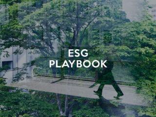 Playbook: ESG